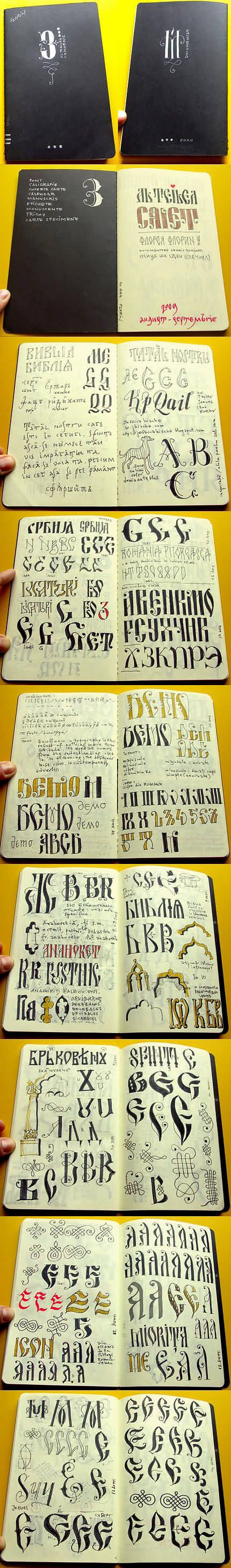 Sketchbook 3 - Archaic Romanian - Florin Florea. http://florinf.wordpress.com/2010/01/19/arhaic-romanesc-%E2%80%93-caiet-de-schite-3/#