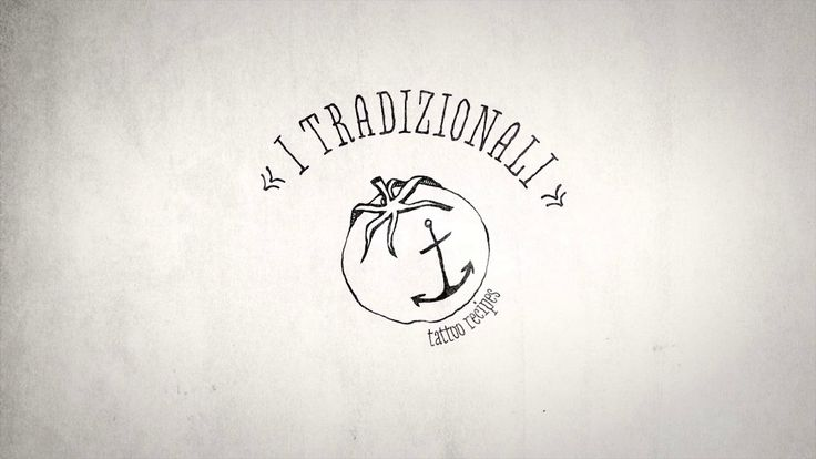 """i tradizionali_tattoo recipes. """"I Tradizionali"""" are illustrated tattoo-recipes which can be applied on one's forearm."""