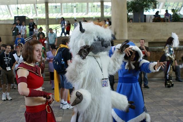 APPA!!!  Avatar Cosplay by coolsteel27, via Flickr