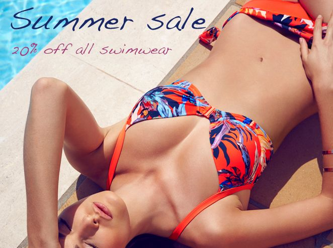 We still have 20% off all our swimwear ranges this September! Shop Now: www.knickerlocker.com