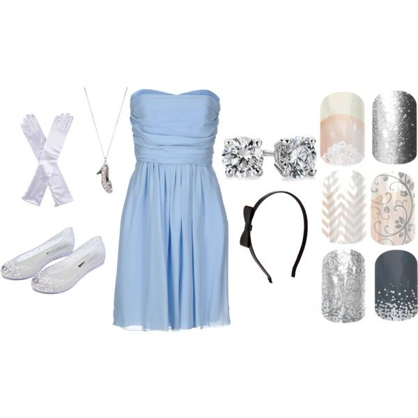 """Princess Cinderella Jamberry Style"" ViNowak.jamberrynails.com"