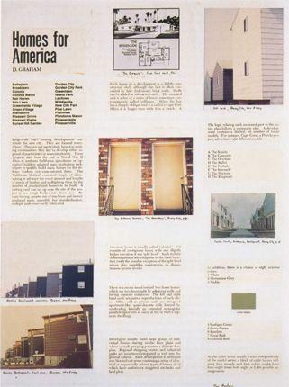 Dan Graham - Homes for America
