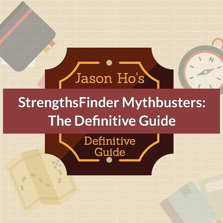 The Definitive Guide to busting #StrengthsFinder #Myths from #Singapore and around the world  Having consulted for numerous leaders and conducting workshops for thousands of participants there are some recurring misconceptions about StrengthsFinder that I would like to address. I have come up with a comprehensive resource to help anyone who is on this strengths journey - StrengthsFinder MythBusters: The Definitive Guide   When I tried searching for any resource available when it came to…