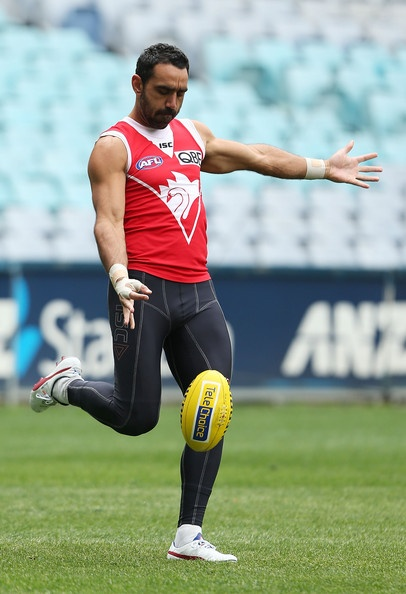 Sydney Swans Training and Media Session