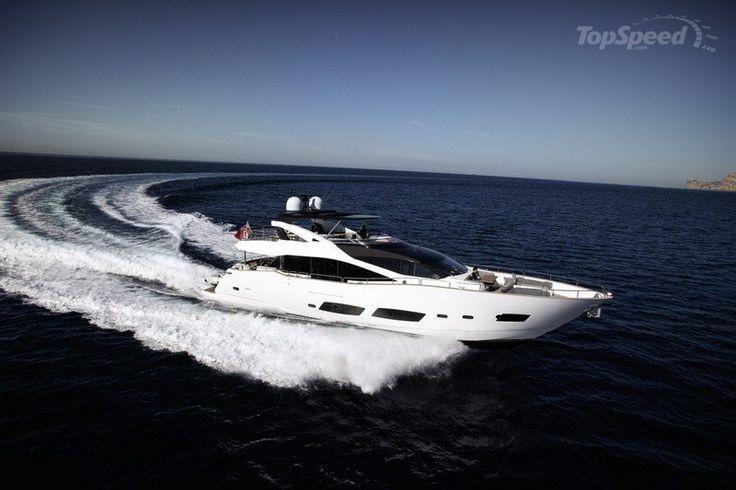 2014 sunseeker 28 metre yacht - DOC571600