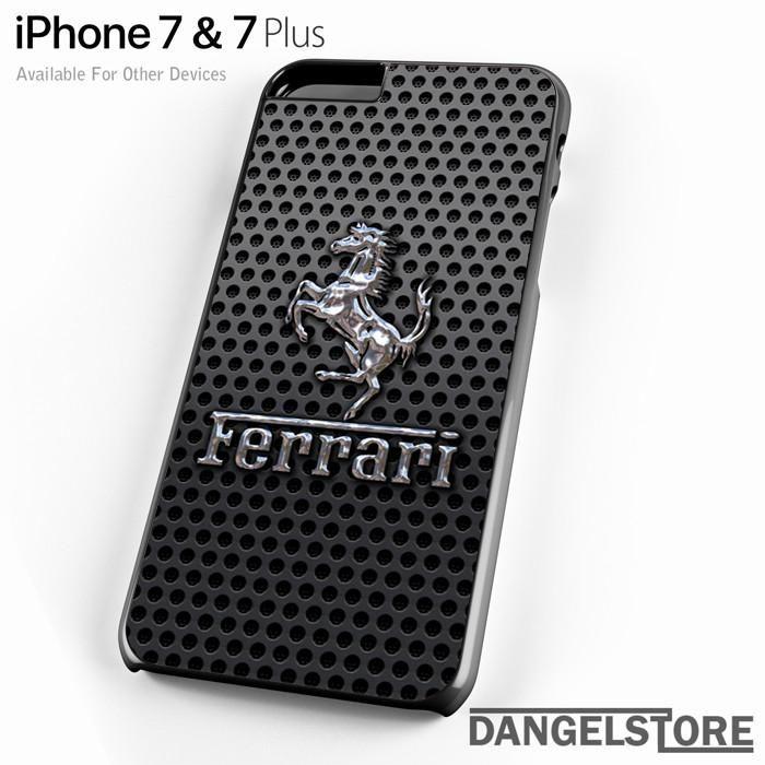Ferrari Prancing Horse For Iphone 7 Case Iphone 7 Iphone 7 Cases Iphone