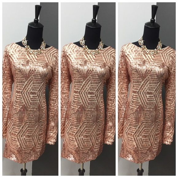 Plus size sequins dress Plus size sequins dress available in size 1x,3x true to size Dresses Mini