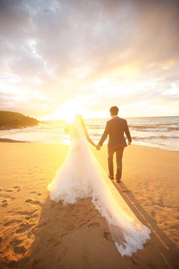 Hawaii Destination Wedding - Anna Kim Photography