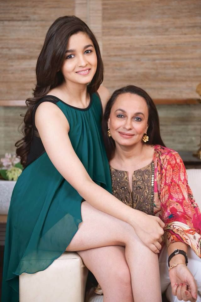 Alia With her Mom!❤️