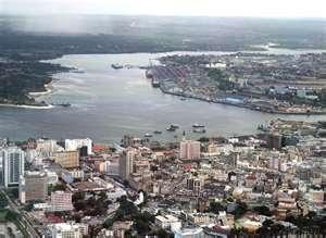 Dodoma, Dar es Salaam, capital of Tanzania, Eastern Africa