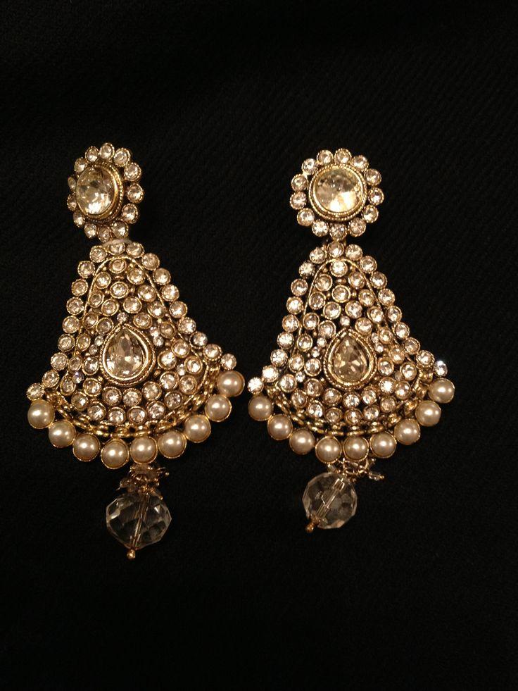 Gold u0026 Pearl Earringd 92 best anil