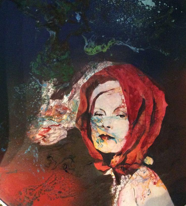 Milan Vavro / Westwood/ oil painting