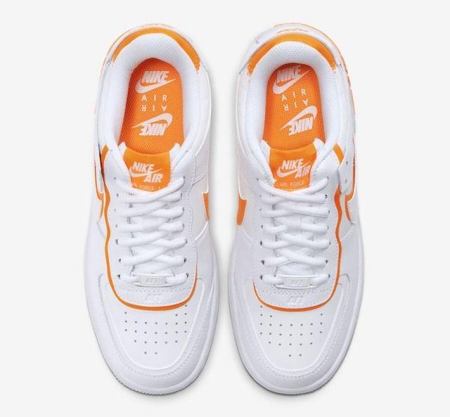 nike air force 1 orange shadow