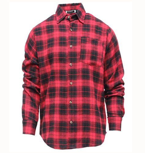 Franela escocesa para hombre Lumberjack de Superdry de verificación de tartán top informal de algodón cepillado S-2XL