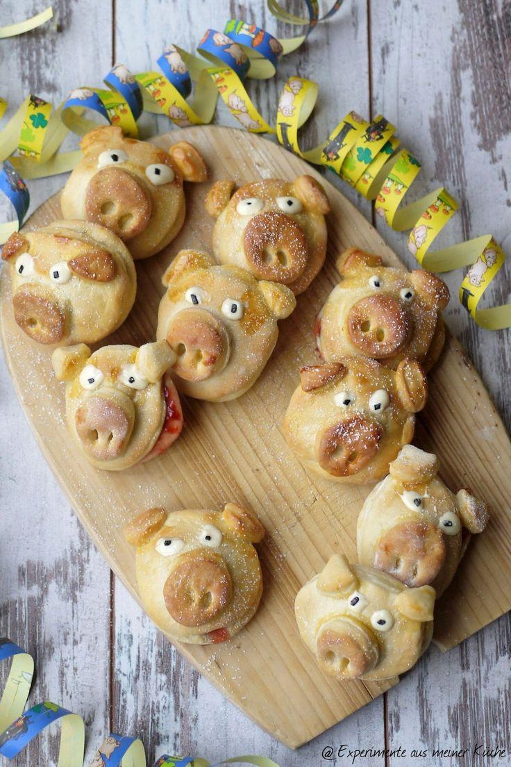 The 25+ best Silvester glücksschweinchen rezept ideas on Pinterest ...