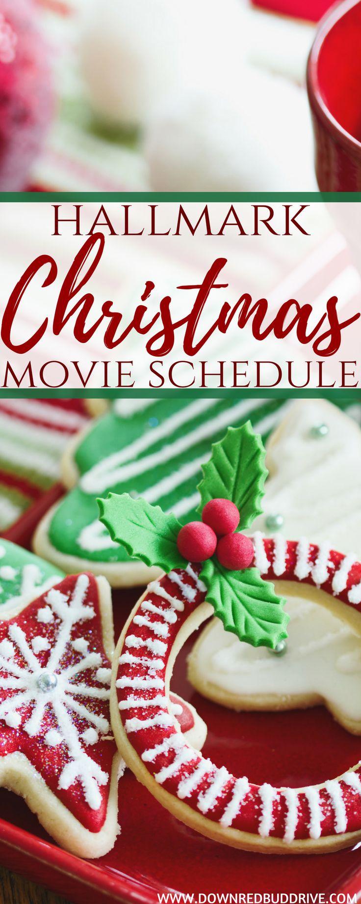 Hallmark Christmas Movie Schedule | Hallmark Movies | Christmas Movies | Best Christmas Movies | Hallmark Christmas | Hallmark Christmas Movies | Hallmark Christmas Movies List | Countdown to Christmas |