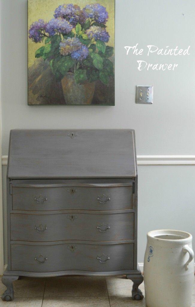 78 ideas about painted secretary desks on pinterest