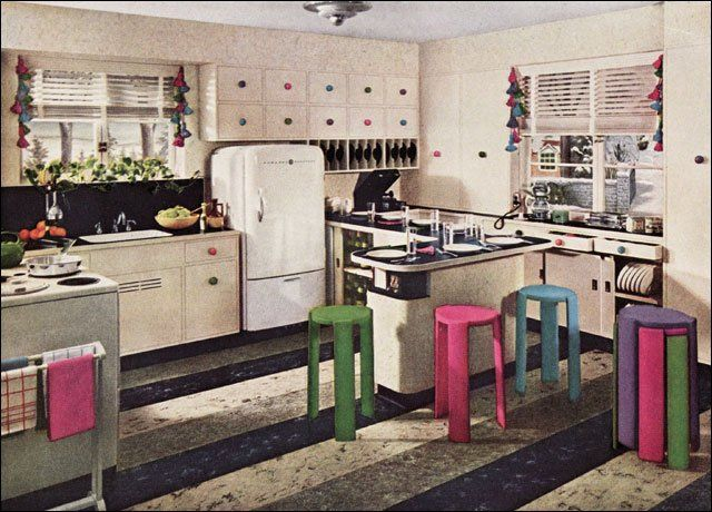 91 best kay-flooring images on pinterest | vintage kitchen