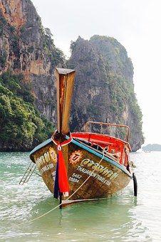 Thailand, Rock, Nature, Sea, Water Top 10 Cultural…