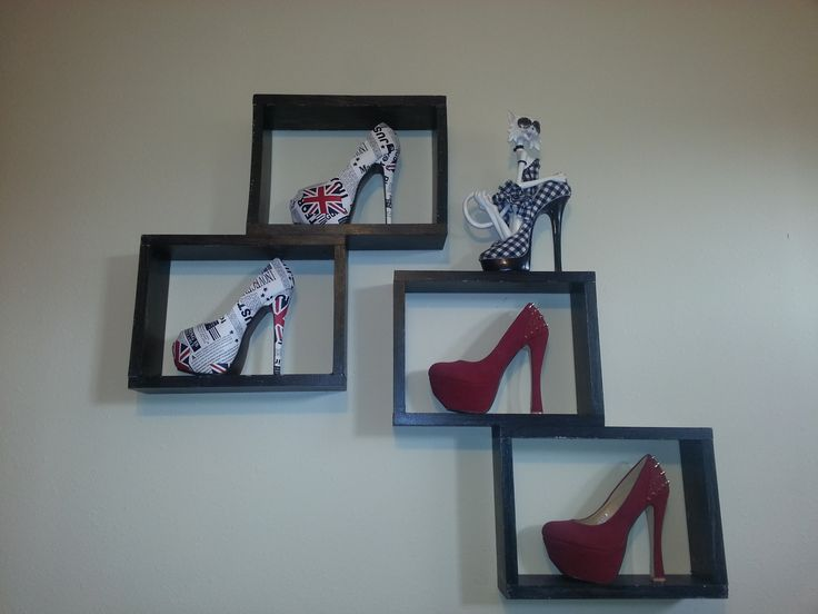 Shoes display boxes  $69