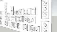 3D Model of ổ điện