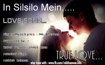 In Silsilo Mein Is The Single Track By Singer MK Bhaswan available at Mp3mad.com