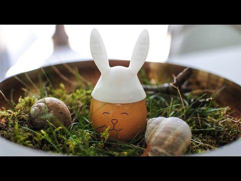 Easter 3D printing idea: Mr Bunny | DIY egg decoration created with VECTARY - YouTube