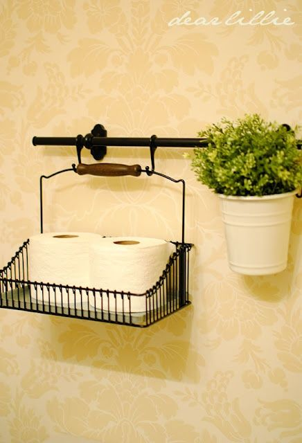 Ikea Toilet Paper Storage Bathroom Ideas Pinterest