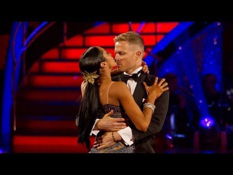 Nicky Byrne & Karen Hauer Argentine Tango to 'Skyfall' - Strictly Come Dancing 2012 - BBC One