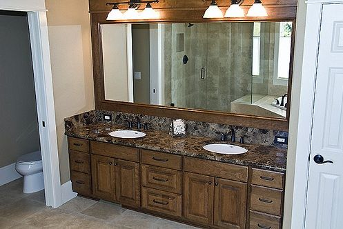framed mirrors for bathroom vanities | bathroom mirror ideas a mirror is one of the essential elements of ...
