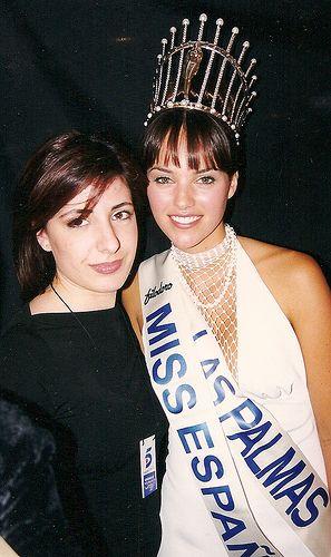Helen Lindes Miss España 2000