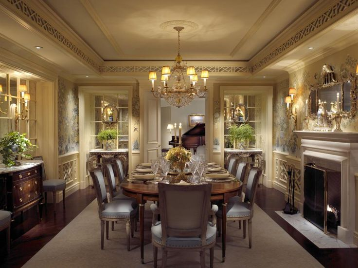182 best Dining rooms to die for images on Pinterest | Dining room ...