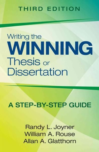 steps in writing a dissertation How to write a dissertation a document that presents the author's research and findings and is submitted in support of candidature for a degree or professional.