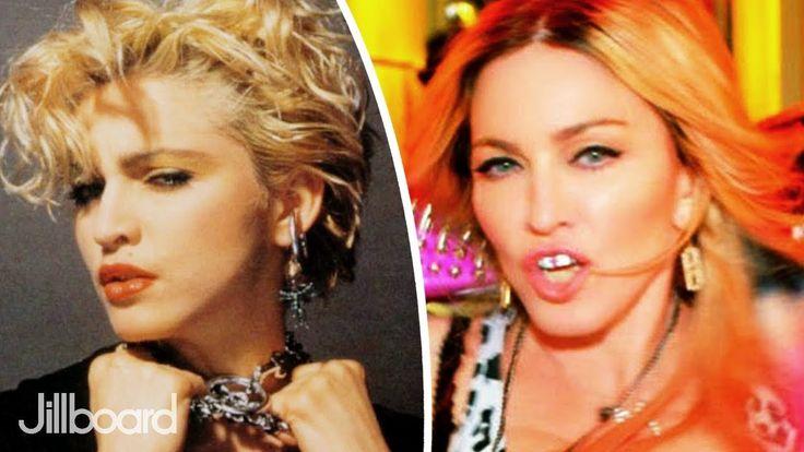 cool Madonna - Music Evolution (1982 - 2015)
