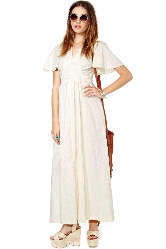 Santa Fe Dress | Vintage Clothing: 1980's.