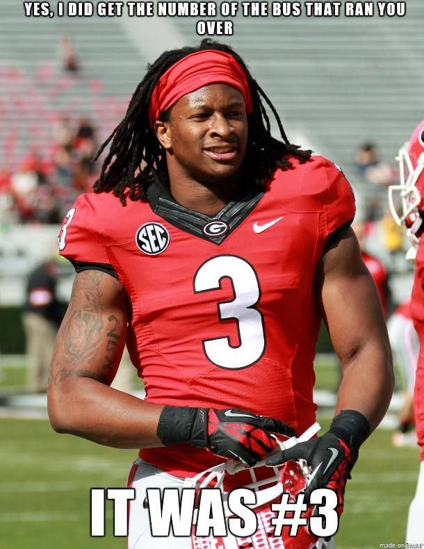 I'm a Gurley girl!