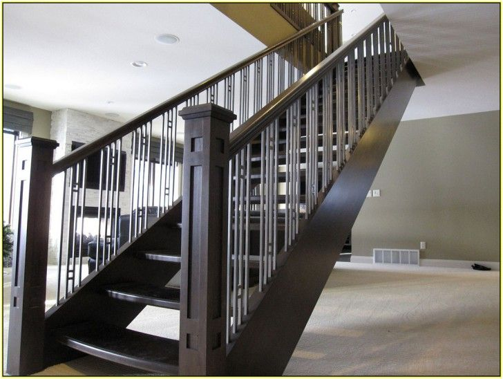 Best Minimalist Decor Contemporary Staircase Railings Moderne 400 x 300