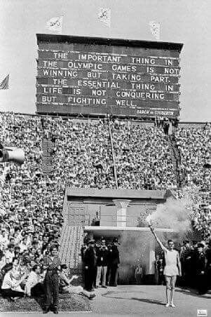 London Olympics 1948.