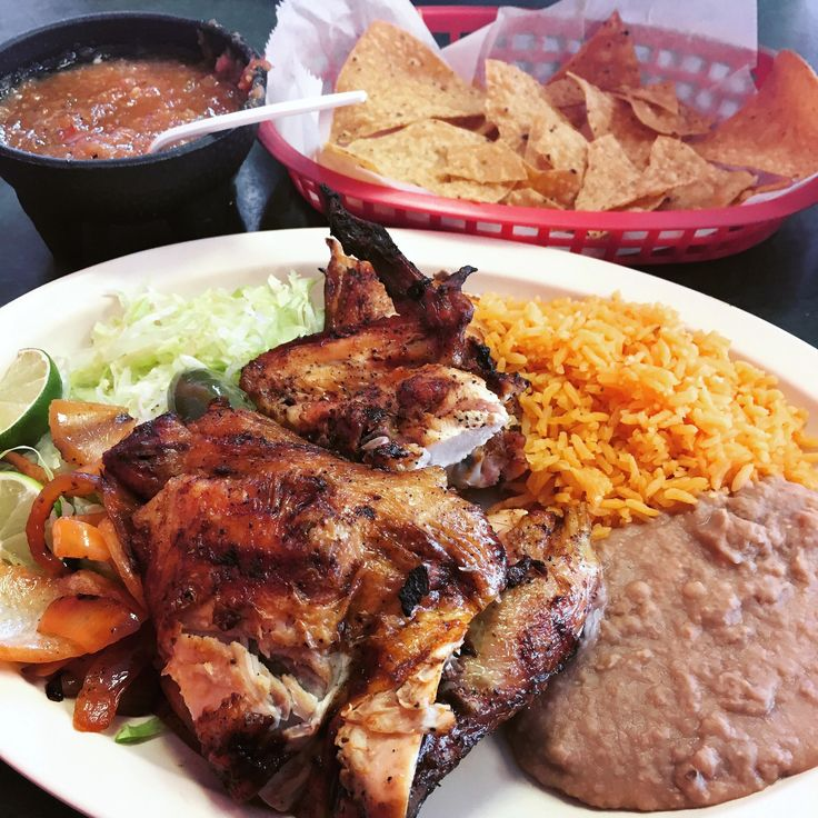 [I ate] Delicious pollo al carbon plate #recipes #food #cooking #delicious #foodie #foodrecipes #cook #recipe #health