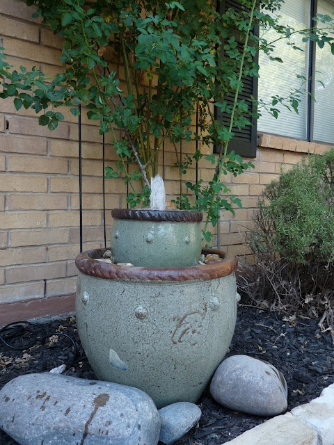 1000 images about water pots on pinterest backyard for Do it yourself water features