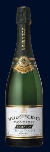 Heidsieck  Monopole Green Top Demi-sec champagne