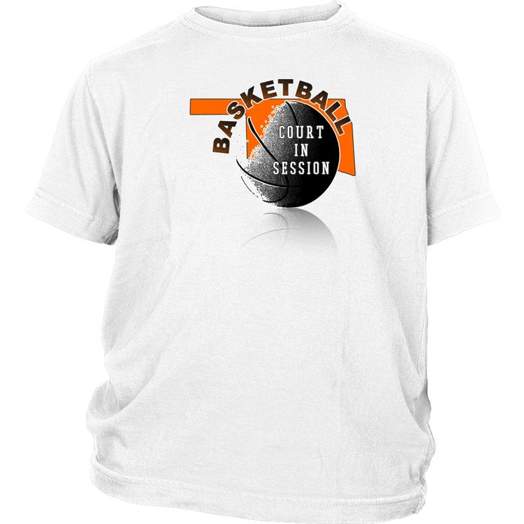 OSU Basketball Court In Session Youth T-shirt