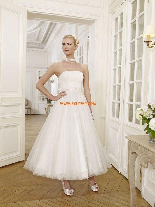 Ogród / Outdoor Ball Gown Spadać Suknie ślubne 2012