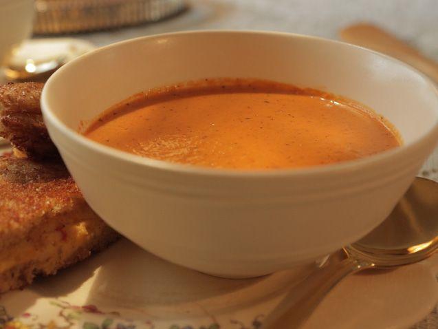 Tomato Soup by Damaris Phillips