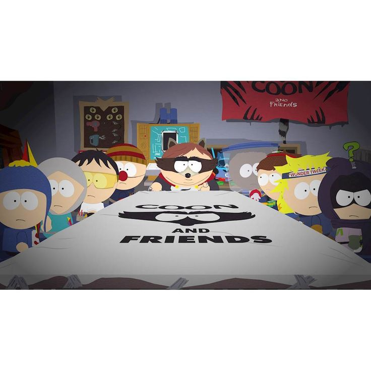 Jan 22, 2020 - South Park: The Fractured But Whole Standard Edition - PlayStation 4