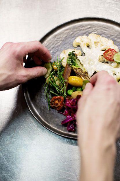 De chef en zijn EGG – 12 groentebereidingen