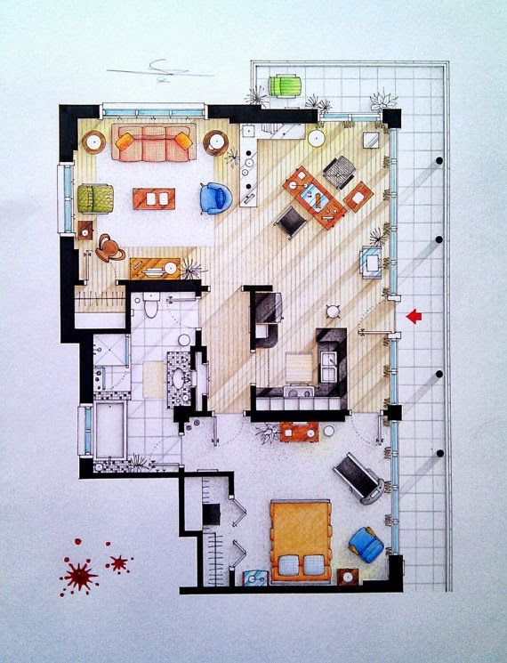 Image Result For Tiny House Interior Floor Plan