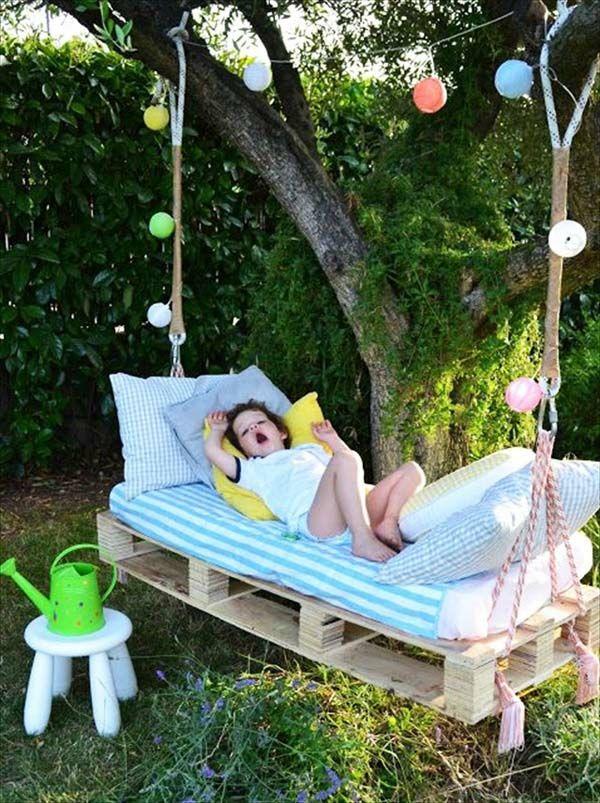 60 diy möbel aus europaletten – erstaunliche bastelideen für sie, Garten und bauen