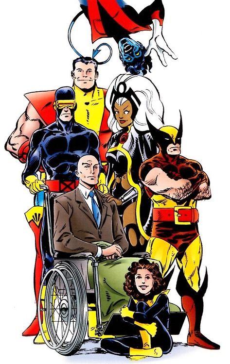X-Men - John Byrne