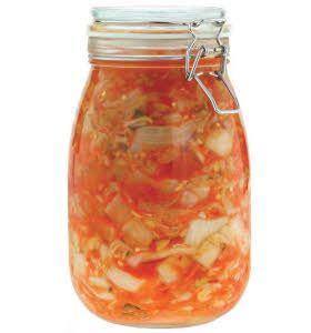 Kako se pravi KIMČI od domaćeg kupusa, đumbira i čili papričica!